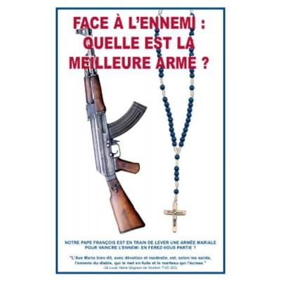 Carte-Prière : La meilleure arme ?