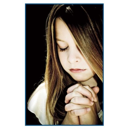 Carte prière : du soir