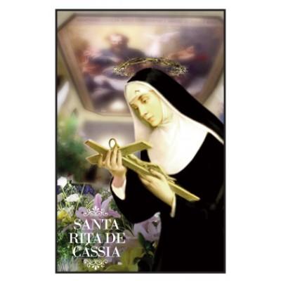 Carte Prière : Sainte Rita