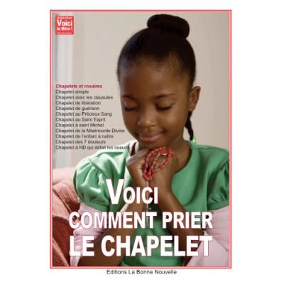 Livret : Voici comment prier le chapelet