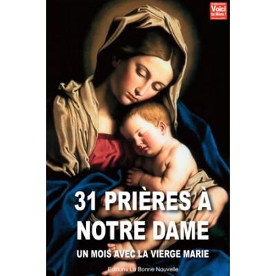 Livret : 31 prières à Notre Dame