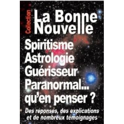 Livre : Occultisme qu'en penser ?
