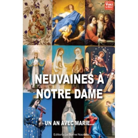 Livret : Neuvaines à Notre Dame