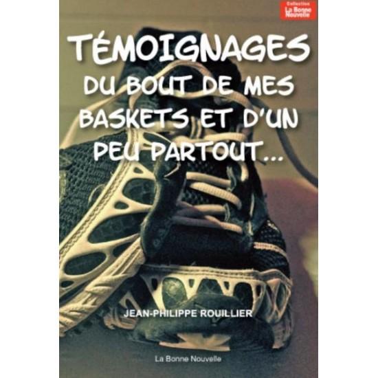 Livre : Témoignages du bout de mes baskets