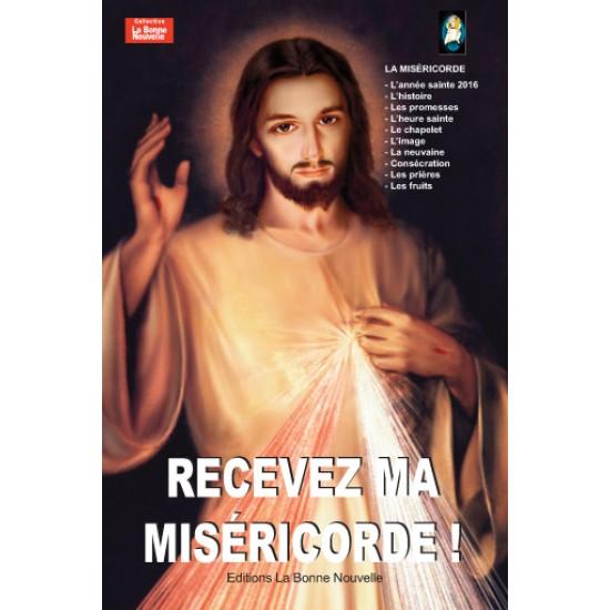 "Livret : ""Recevez ma Miséricorde !"""