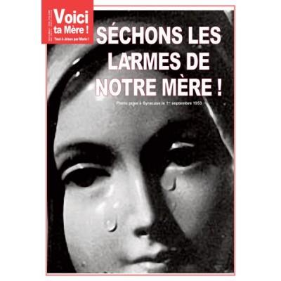 """Revue : """"séchons les larmes de notre mère"""""""