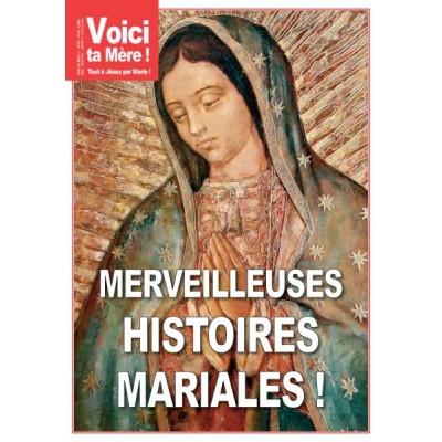 "Revue : ""Merveilleuses histoires mariales"""