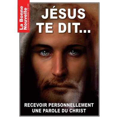 Revue : Jésus te dit !